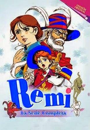 Remi Serie Completa Español Latino