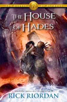 bookcover of HOUSE OF HADES (Heroes of Olympus, #4)  by Rick Riordan