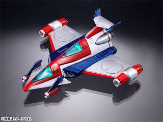Bandai Soul of Chogokin GX-61 Danguard Ace Dangard A Figure