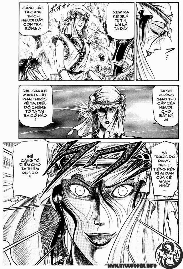 Chú Bé Rồng - Ryuuroden chap 18 - Trang 3