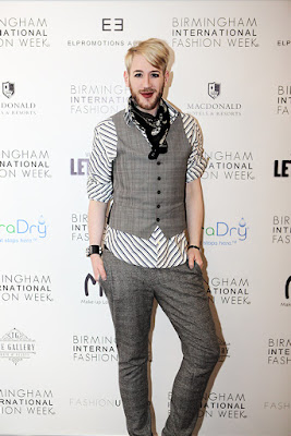 Host and Presenter Lewis-Duncan Weedon