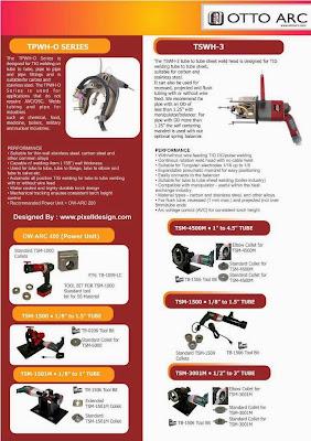 Contoh Desain Katalog Mesin