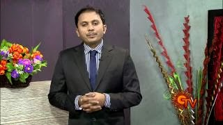 Sun Tv Show Maruthuva Neram  04-02-2014  Oncologist Dr.Alex Prasad