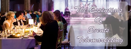 The Essentials Of Events Telemarketing