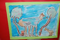 Montgomery Catholic St. Bede Elementary Showcases Art 2