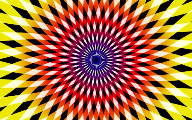 efecto optico, efectos visuales