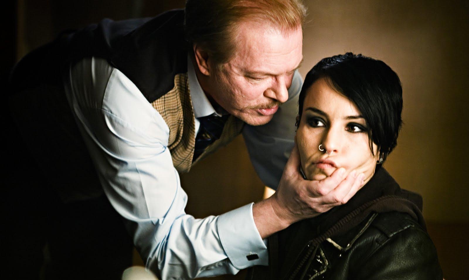 Coach paco bailac todo lo que atente contra la dignidad for Noomi rapace the girl with the dragon tattoo