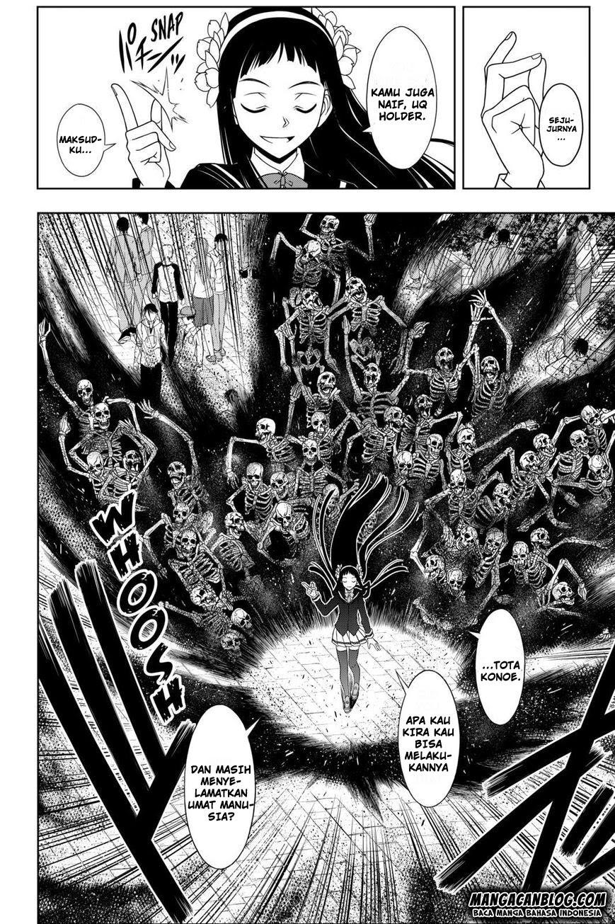 Komik uq holder 060 - berakhir 61 Indonesia uq holder 060 - berakhir Terbaru 13 Baca Manga Komik Indonesia