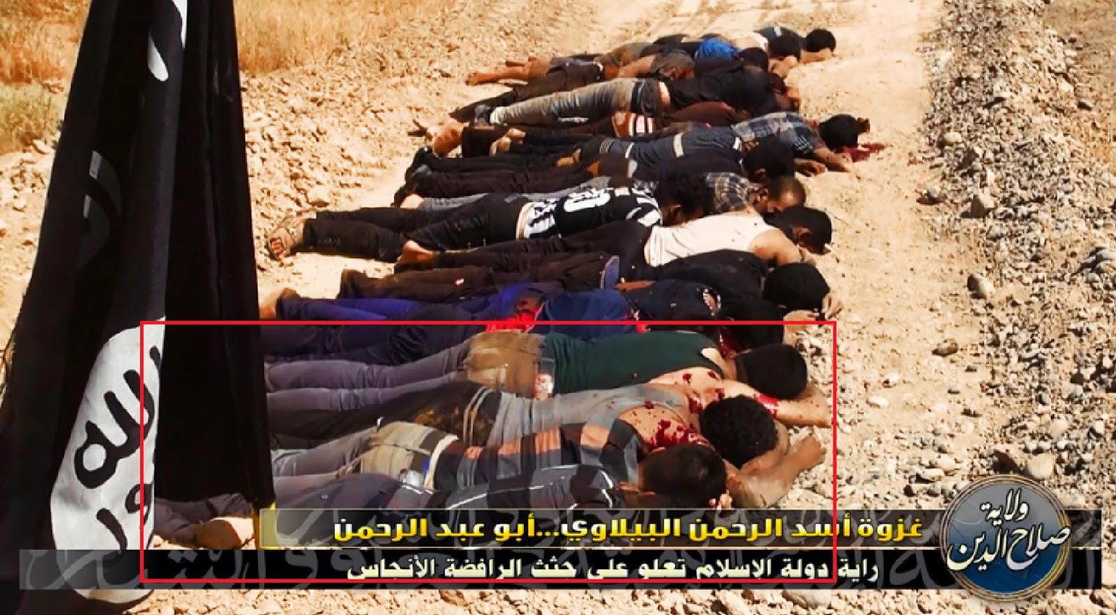 Fakta dan Bukti Nyata Keanehan ISIS