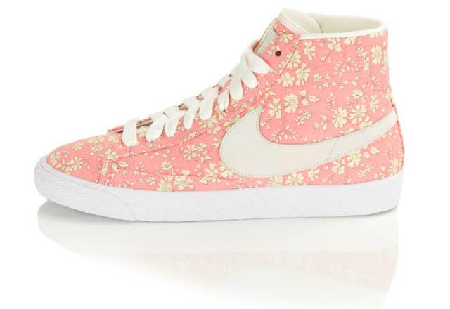 TÊNIS DE FLORZINHA_nike_nike iD_At liberty_estampa liberty_estampa floral_capel_rosa_pink