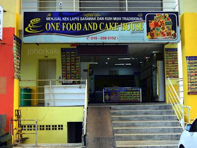 One-Food-and-Cake-House-Pandan-City-Johor-Bahru