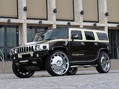 amazing tuning - hummer h2