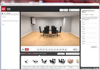 conseils et astuces du web concevoir sa cuisine gratuitement gr ce aux outil. Black Bedroom Furniture Sets. Home Design Ideas