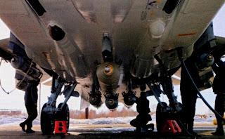 Су 24М с боевой нагрузкой