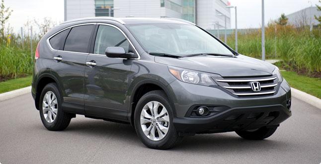 Honda Cars 2012 Honda Crv For Canada Trims Specs And