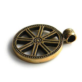 купить кулон колесо сварога украина россия древнеславянские