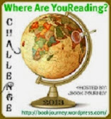 2013 Where Are You Reading Challenge Map
