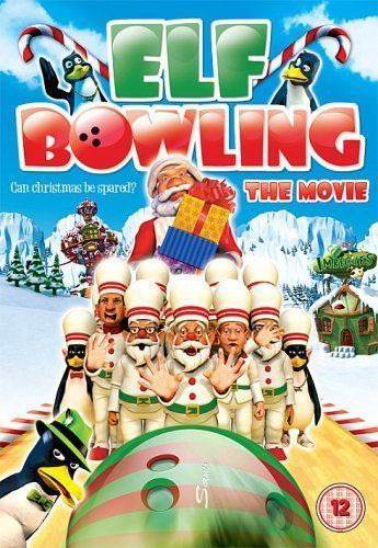 Ông Già Noel - Elf Bowling The Movie: The Great North Pole Elf Strike