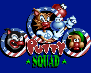 Disponible el prototipo de Putty Squad para Mega Drive