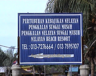 Resort Pantai Nelayan