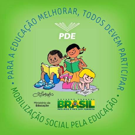 PLANO DE MOBILIZAÇÃO SOCIAL PELA EDUCAÇÃO: NOSSA ESCOLA PARTICIPA