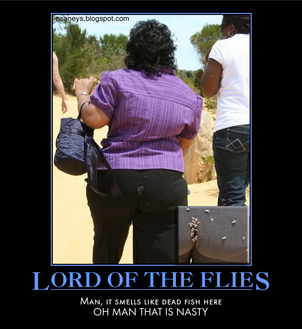 Lord of the Flies: Oh man that is nasty