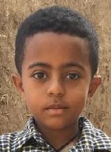 Yohannis - Ethiopia (ET-163), Age 8