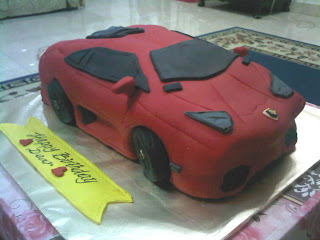Lamborghini Aventador Roadster Cake Ideas And Designs