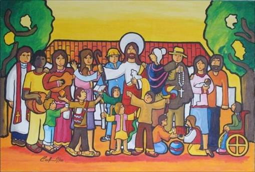Resultado de imagen para comunidades cristianas de base