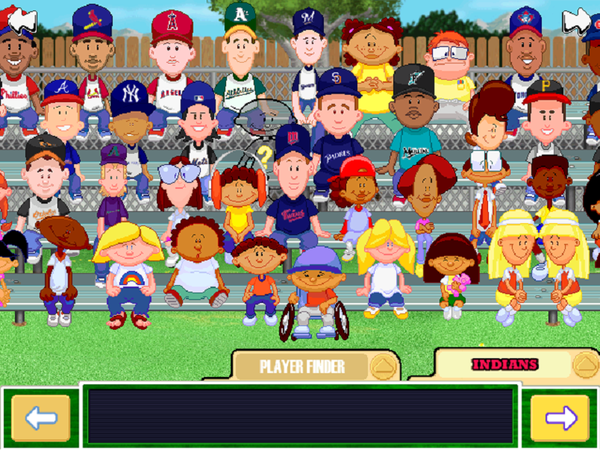Backyard Baseball For Pc