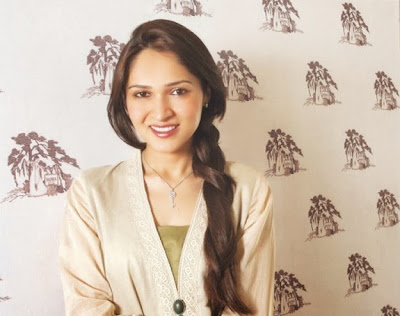 2013 Pakistani Fashion Stars- Sania Maskatiya