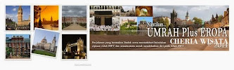 Umroh Plus Eropa Bersama Cheria Wisata