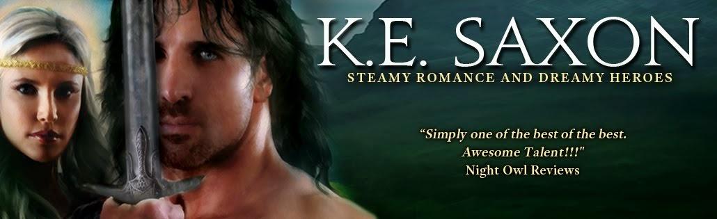 K.E. Saxon