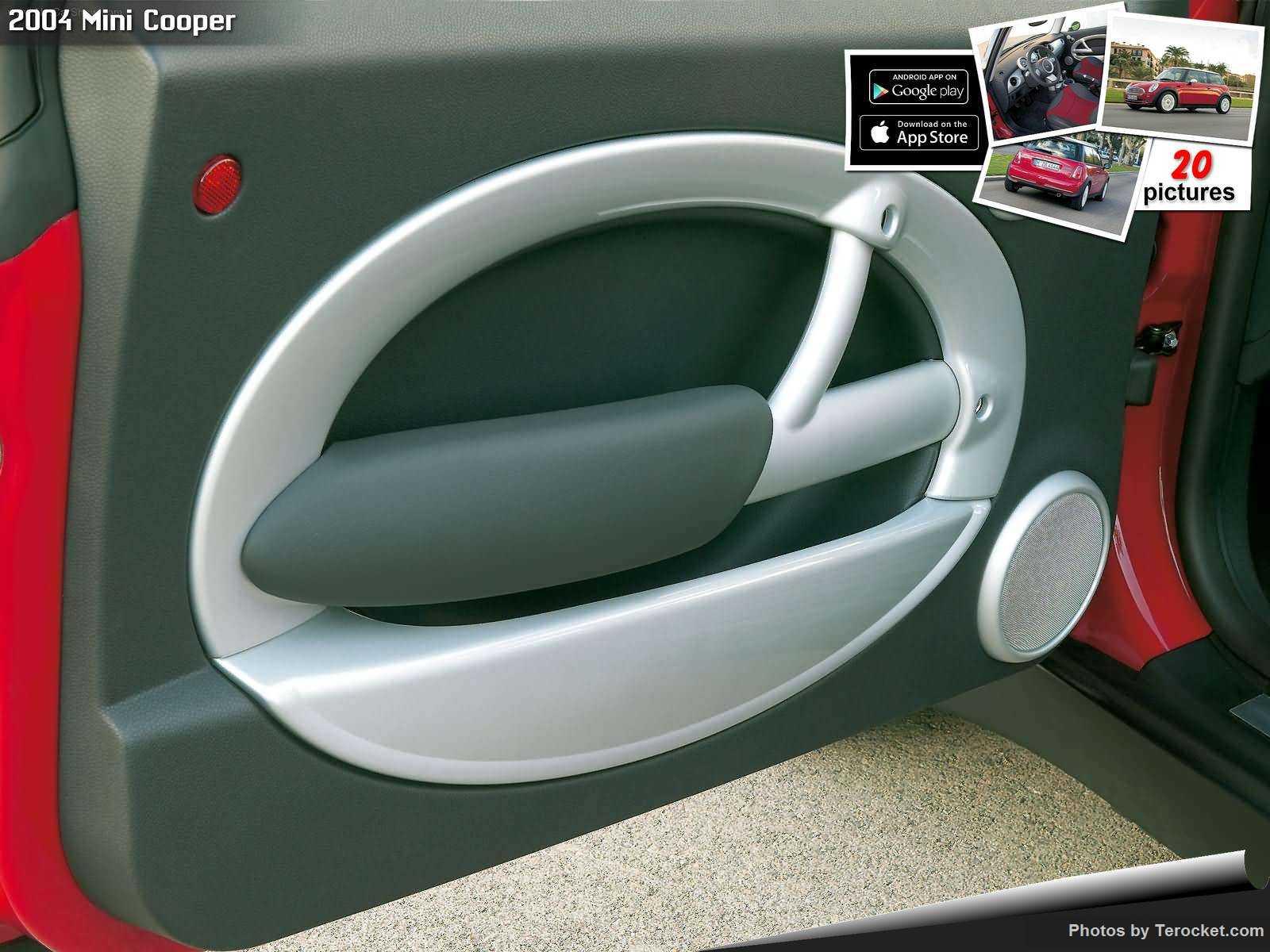 Hình ảnh xe ô tô Mini Cooper 2004 & nội ngoại thất