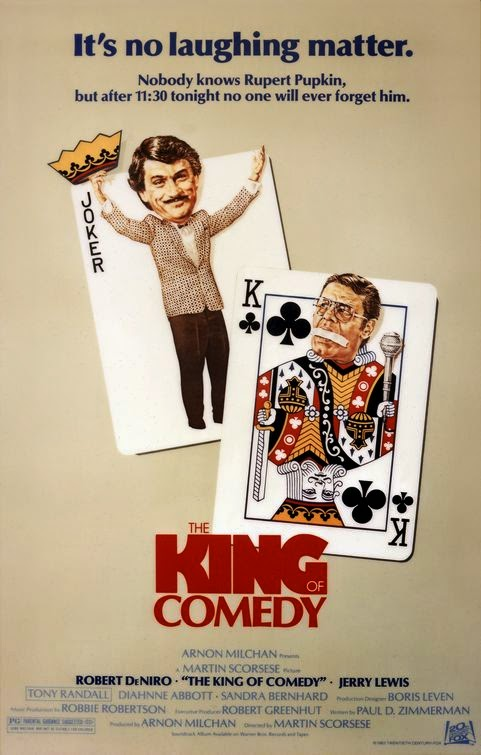 The King of Comedy (1982) BluRay