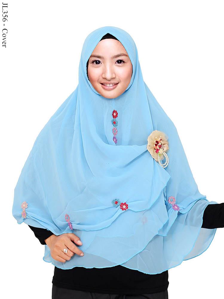 Jilbab Syar 39 I Chiffon Jl356 Busana Muslim Murah Terbaru
