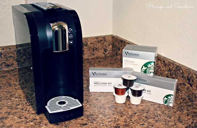 Starbucks Verismo