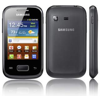Samsung Galaxy Pocket Harga Dan Spesifikasi Lengkap