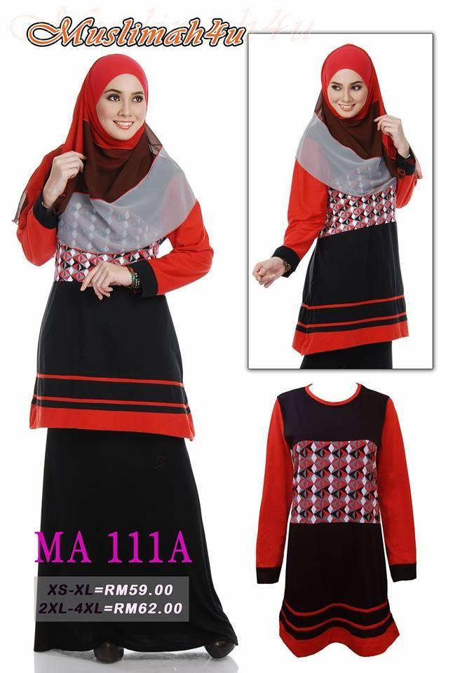 T-shirt-Muslimah4u-MA111A