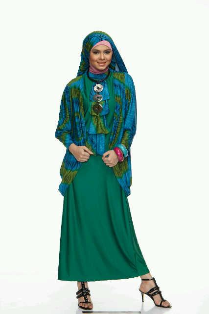 Baju Model Busana Muslim Terbaru