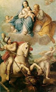 . : Oração a São Jorge : . Dia comemorativo : . 23 de Abril : .