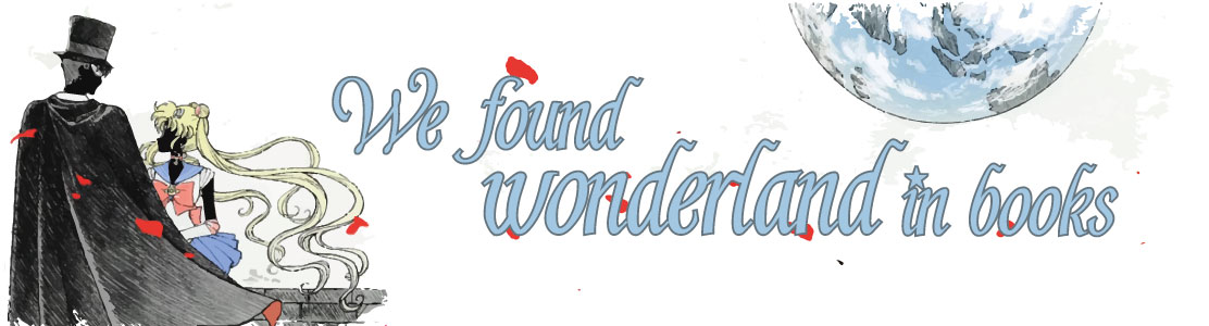 We Found Wonderland In Books