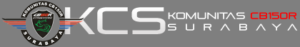 KOMUNITAS CB150R SURABAYA (KCS)