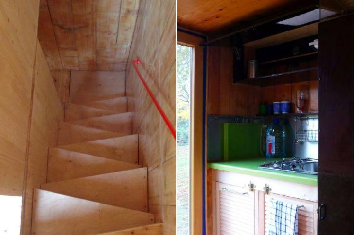 Casas Ecologicas: Casas ecologicas Homebox: La casa contenedor vertical