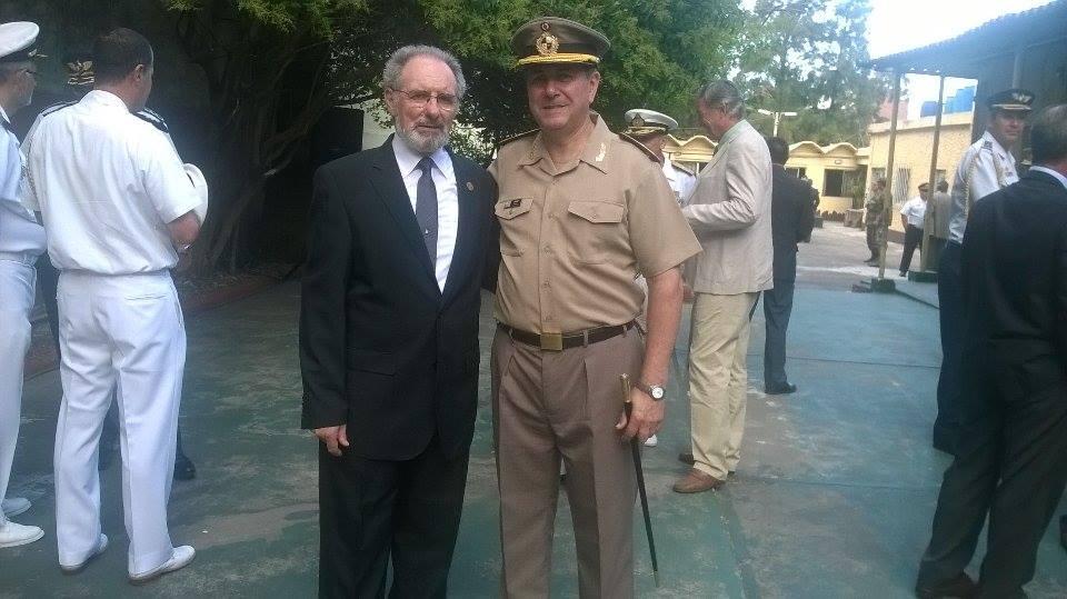 Relevo del Presidente delInstituto Uruguayo - 4-2-2016