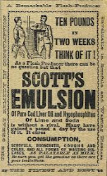 Scott's Emulsion Ad
