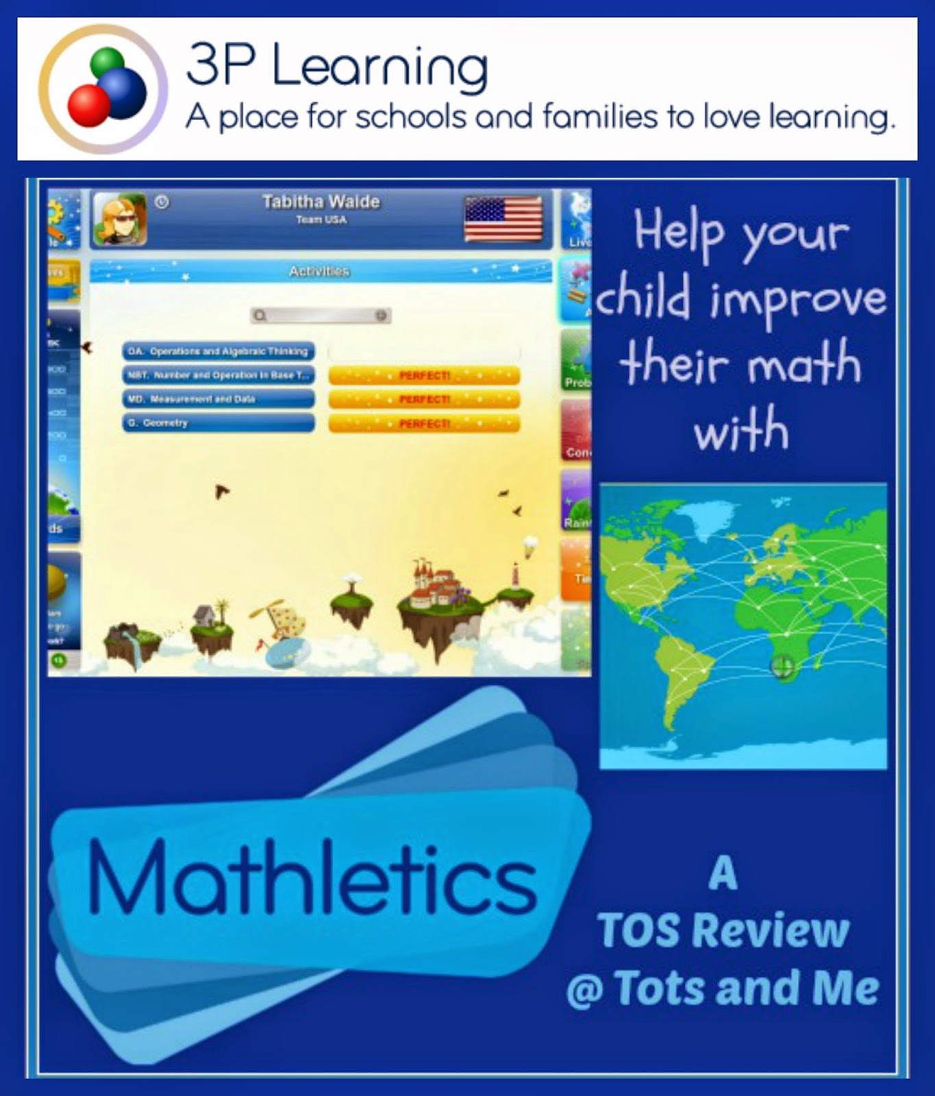 Tots and Me... Growing Up Together: Online Math Practice with ...