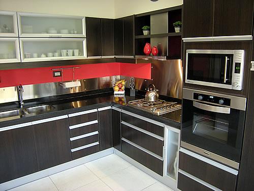 Ixtus amoblamientos muebles de cocina melamina for Muebles de cocina nectali