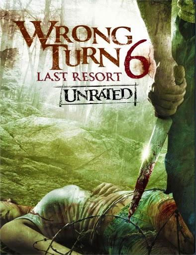 Ver Camino Hacia el Terror 6 (Wrong Turn 6: Last Resort) (2014) Online