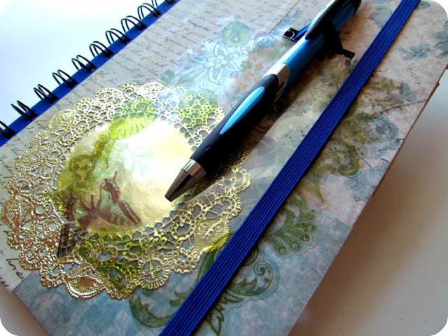 DIY Journal, #Mod Podge, #Paper crafts